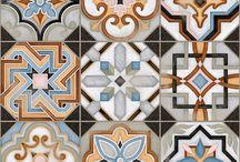 плитка орнамент azulejo