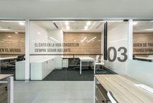 mini office design