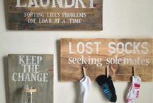 Laundry Room / by Jackie St. John