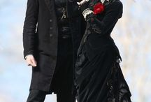 Crimson Peak / The horror was for love. It is a monstrous love. Love makes monsters of us all.