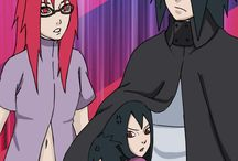SasuKarin / SasuKarin (Sasuke x Karin)