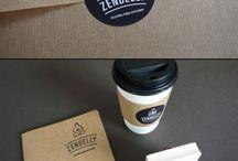 Coffee Shop Branding