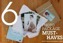 Photograpy Packaging / by Eloise Photography