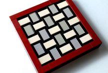 LEGO build technic 模様