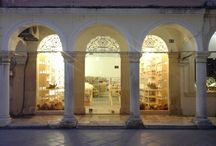 2016 Store:	63 NIKIFOROU THEOTOKI str. / Our stores are located in the heart of the old town. It's the best location for the visitor to find a big range of local and Greek products. Cosmetics with organic extra virgin olive oil, kumquat, opuntia ficus indica, argania spinosa and stem cells of Argan.  Moreover, we select high-quality Greek Natural Sea Sponges.  Our stores can provide the visitor with a big variety of local delicacies and Olive Oil, as well as with chosen delicacies from all over the Greece.