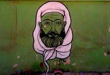 Moshtari Hilal (1993-) / Art from Afghanistan.