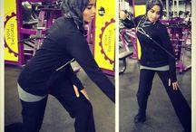 Fitness Hijabis