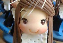 шарено / toys, sculptures, dolls, beautiful