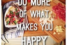 in ♥ with food