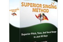 Superior Singing Method - Vocal Improvement System / You Too Can Learn How to Sing – Improve Your Singing Voice, Sing With Better Control, And Gain Up To A Full Octave In Your Vocal Range. Click here to buy: http://goo.gl/JwNBOK