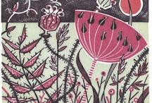 printmaking / by Julia Wykes