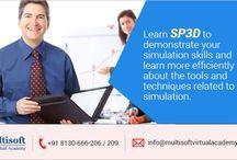 SP3D online training
