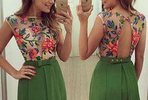 vestidos juveniles