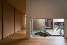 Contemporary Japanese interior