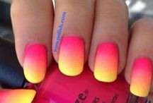 nails neon