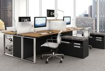 Alto Private Offices and Workstations