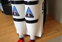 astronot kostüm