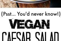Recipes - Vegan