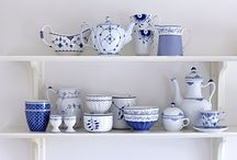 Blue and white / by Pirjo Salo