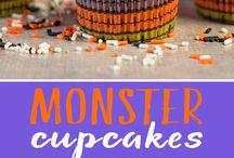 Cupcakes x Halloween