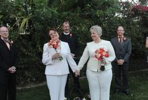 Love Wins Shorts / Boutique chic, fabulous wedding spa packages, former Houston mayor Annise Parker on married life, how to include your dog in your vows, and a doze of our favorite LGBT movie and TV Weddings.