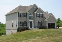 Beautiful Virginia Homes- Custom Built by Atlantic Builders / MVB Mortgage appreciates fine craftmanship in the homes they  help their clients to finance.