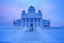 Helsinki / Capital of Finland - rich of architecture, cultural events and lovely people. For filming in Helsinki, see: www.commissionhelsinki.fi