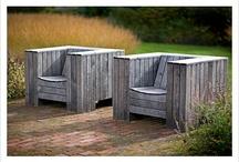 Design Inspiration:  Site Furnishings