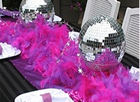 Disco themed party