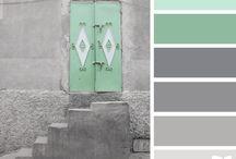 palette de couleur harmonieuse