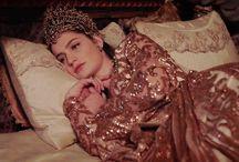 Fahriye Sultan-Magnificent Century: Kösem / play by:Gülcan Arslan