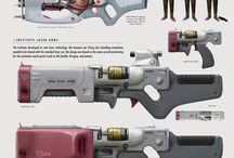 Fallout 일러스트및 코스프레
