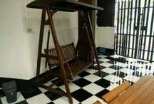 kursi / menerima pesanan semua jenis kursi yang berbahan kayu jati atau mahoni. kursi cafe kursi bar kursi tamu kursi makan kursi goyang whatsap 082221288660