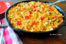 Recipes: Casserole or One Dish / Looking for easy meals that taste great!
