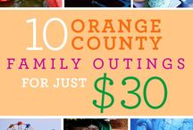 OC activities / Orange County activities
