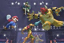 Games! Wii U