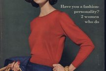 STYLE REVISITED: 1950s