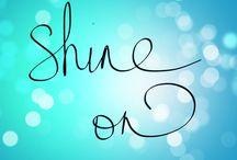 2013: One Little Word - SHINE / by WendyBird Designs