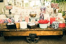Dessert Bar. / by Mint Springs Farm