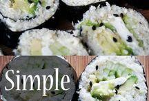 sushi keto