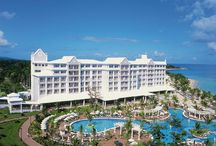 Why We Love Riu / All-Inclusive RIU Resorts are known for stunning architecture in pristine beachfront settings throughout the Caribbean, Mexico & Costa Rica. Book a Riu now and receive a variety of extras - Room Upgrades, Kids stay and eat free, Spa Credits, and Golf discounts!