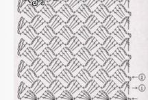 crochet / puntadas y creaciones en: