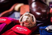 BERTHE Socks / Skarpety BERTHE