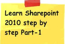 Sharepoint / by Debbie Barker