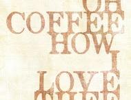 Coffee Love / by The Progressive Parent