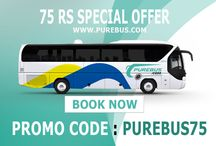 Bus ticket booking,mobile recharge / Online bus ticket booking