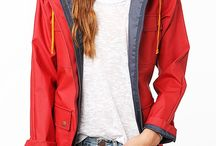 Fall Rain Coats / For more style inspiration visit www.tangerstylemaker.com / by Tanger Outlets