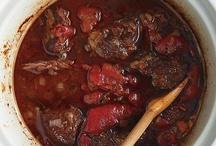 Crock Pot / Slow Cooker Recipes