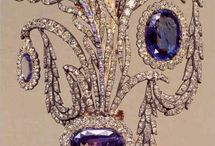 jóias e pedras