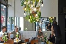 Restaurant interiør inspo
